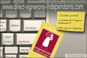 Vignerons indépendants d'Aquitaine en direct